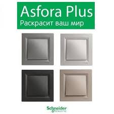 Электрофурнитура Asfora Plus