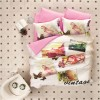 КПБ LP 3D Sateen VINTAGE 200*220/4*50*70