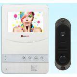 Видеодомофон + вызывная панель PC-431 W + (DVC-4Q)