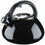 Эмалированный чайник со свистком, 2,6л Granchio 88625