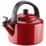 Эмалированный чайник со свистком, 2,5л Granchio 88630